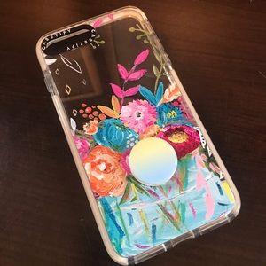 Floral Artsy iPhone case